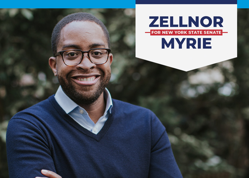 Zellnor Myrie for Senate